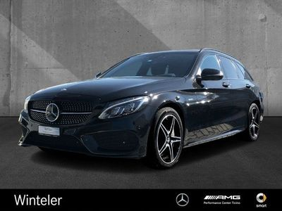 gebraucht Mercedes C450 AMG 4Matic