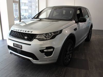gebraucht Land Rover Discovery Sport 2.0 TD4 180 HSE