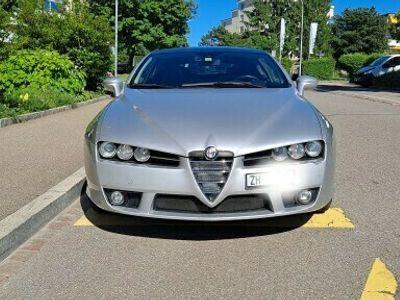 gebraucht Alfa Romeo Brera 2.2 JTS Panoramadach