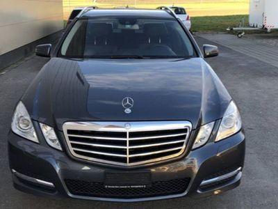 gebraucht Mercedes E250 E-Klasse MercedesCDI