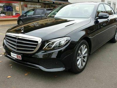 gebraucht Mercedes E220 9G-Tronic