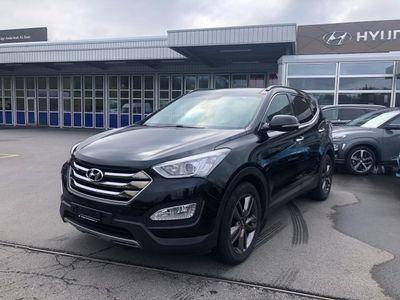 gebraucht Hyundai Santa Fe 2.2 CRDI Premium 4WD