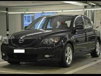 gebraucht Mazda 3 1.6 Benzin Sparsames Auto