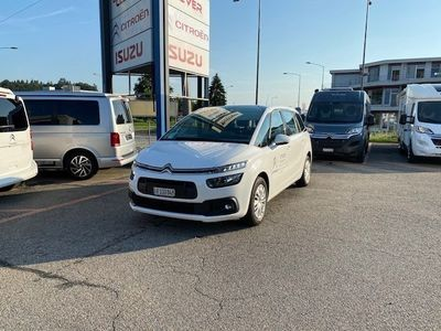 gebraucht Citroën C4 SpaceTourer Grand1.5 BlueHDi Feel EAT8