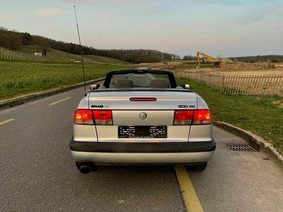 gebraucht Saab 900 Cabriolet SE 2.5i V6