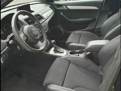gebraucht Audi Q3 2.0 TDI Quattro S-Line
