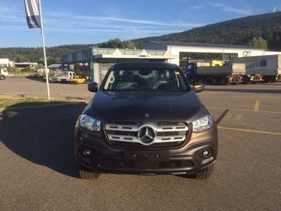 gebraucht Mercedes X250 X-Klass Doppel Cab.d 4MATIC Progressive