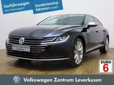 gebraucht VW Arteon 2.0 TDI Elegance DSG KAMERA NAVI LED SHZ