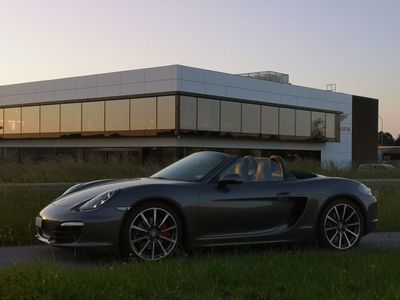 gebraucht Porsche Boxster S (981)