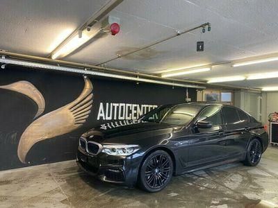 gebraucht BMW 520  d xDrive Steptronic l M-Sport