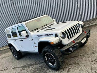 gebraucht Jeep Wrangler JL Unlimited Rubicon