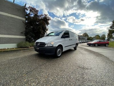 gebraucht Mercedes Vito 113 CDI Blue Efficiency L A