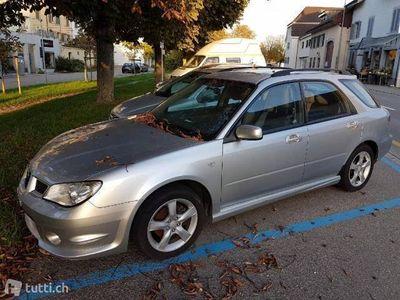 gebraucht Subaru Impreza 2.0R gut erhalten