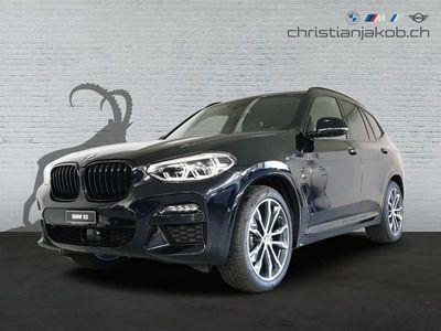 gebraucht BMW X3 xDrive 20d