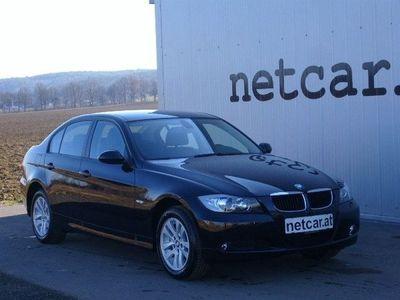 gebraucht BMW 318 d Advantage E90 /eKlima/Xenon