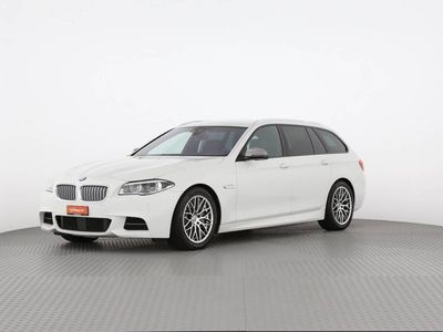 gebraucht BMW M550 5 Serie d xDrive Touring Sport-Aut.