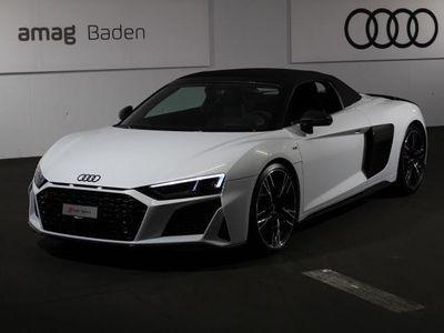gebraucht Audi R8 Spyder performance S-Tronic