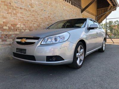 gebraucht Chevrolet Epica 2.5