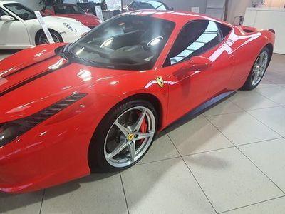 gebraucht Ferrari 458 ITALIA 4.5 V8 STUPENDA!!!