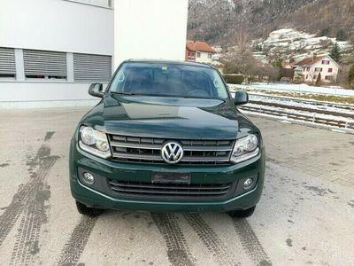 gebraucht VW Amarok 2.0 BiTDI Startline 4Motion permanent A