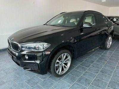 gebraucht BMW X6 xDrive 30d Steptronic