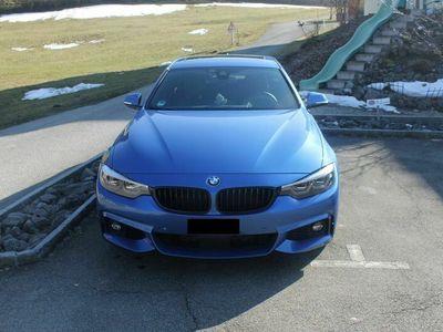gebraucht BMW 435 4er d xDrive Leasingübernahme