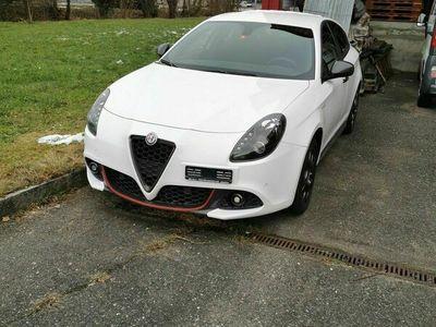 gebraucht Alfa Romeo Giulietta 1.4 TB MA 170 Super TCT