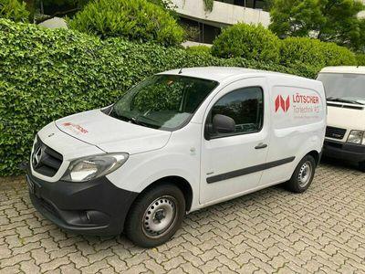 gebraucht Mercedes Citan 109 CDI Euro 5