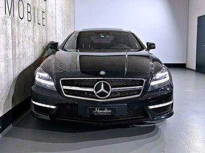 gebraucht Mercedes CLS63 AMG AMG Performance Pack Speedshift MCT