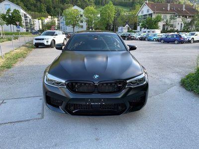 gebraucht BMW M5 xDrive First Edition Drivelogic