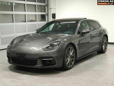 gebraucht Porsche Panamera 4S Sport Turismo Kombi