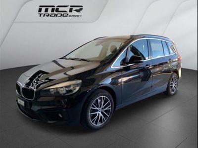 gebraucht BMW 220 Gran Tourer 2er d xDrive Steptronic
