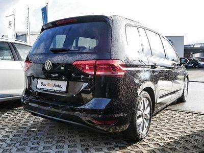 gebraucht VW Touran COMFORTLINE 1.6TDI 7-SITZER AHK SHZG PDC