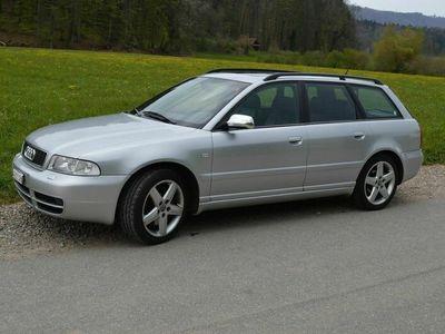 gebraucht Audi RS4 S4 /Liebhaber-Auto mit V6 Motor