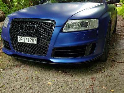 gebraucht Audi RS6 S6 / RS6 Ein gepflegter RS6 S6 / RS6 Ein gepflegter