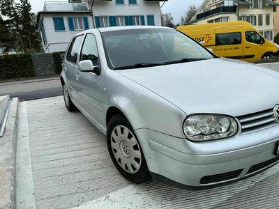 gebraucht VW Golf IV Golf 4, 1.6 liter Benzin, JG 2001, 198?000 km 1.6 liter Benzin, JG 2001, 198?000 km