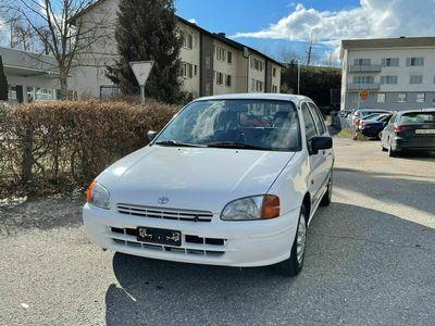 gebraucht Toyota Starlet 1.3
