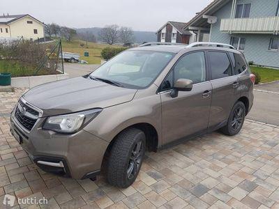 gebraucht Subaru Forester 2.0i Swiss Plus Eye Sight