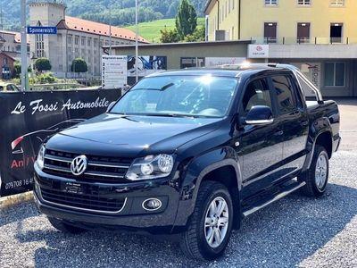 gebraucht VW Amarok 2.0 BiTDI Highline 4Motion perma