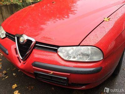 gebraucht Alfa Romeo 156 2.0 TS 16V frisch ab MFK