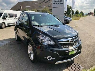 gebraucht Opel Mokka 1.6 CDTI 4x4 Cosmo S/S
