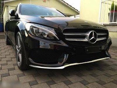 gebraucht Mercedes C220 A-Klasse/ 4 Matic AMG Paket