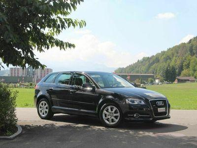 gebraucht Audi A3 Sportback 2.0 TDI Ambiente quattro
