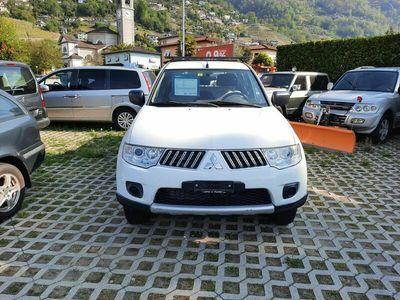 gebraucht Mitsubishi L200 L 200 2.5 DID Invite Double Cab