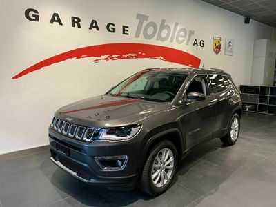 gebraucht Jeep Compass 4x2 1.3 Turbo Limited DKG