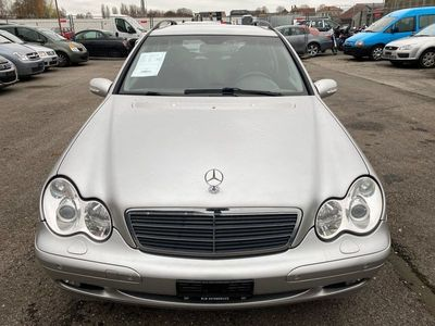 gebraucht Mercedes C270 C-KlasseCDI Avantgarde