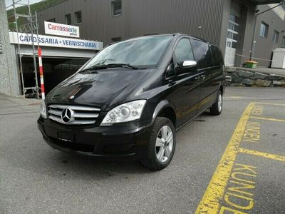 gebraucht Mercedes Viano 2.2 CDI Blue Efficiency Trend L 4Matic A