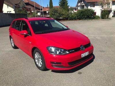gebraucht VW Golf Variant 1.6 TDI BlueMotion Comfortline