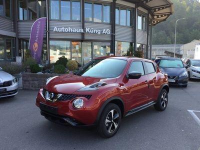 gebraucht Nissan Juke 1.6 N-Connecta Xtronic CVT
