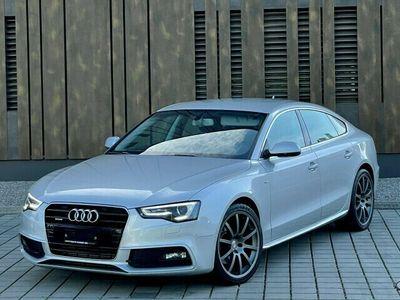 gebraucht Audi A5 Sportback  3.0 TDI *S - LINE * Quattro S-tronic